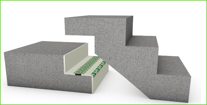 stahlbauteile in beton